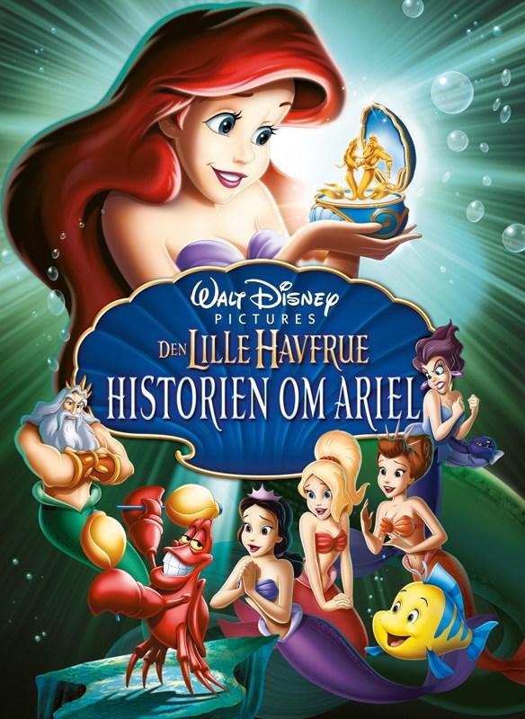 Den Lille Havfrue: Historien om Ariel