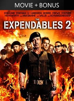 The Expendables 2 (Plus Bonus Material)