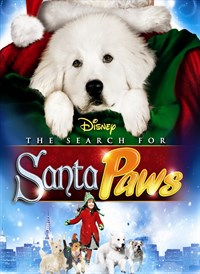 The Search for Santa Paws is one of the best Disney Christmas Movies of all time