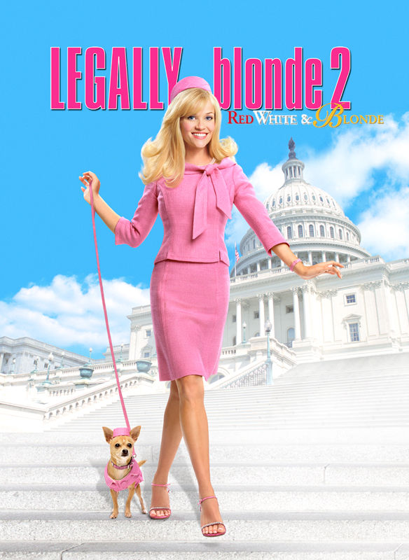 Legally Blonde 2: Red, White, and Blonde