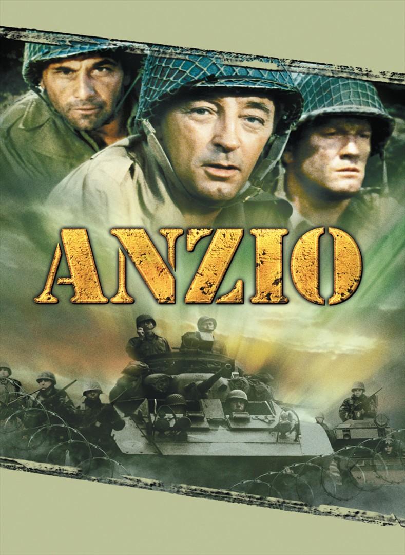 Slagtet Om Anzio