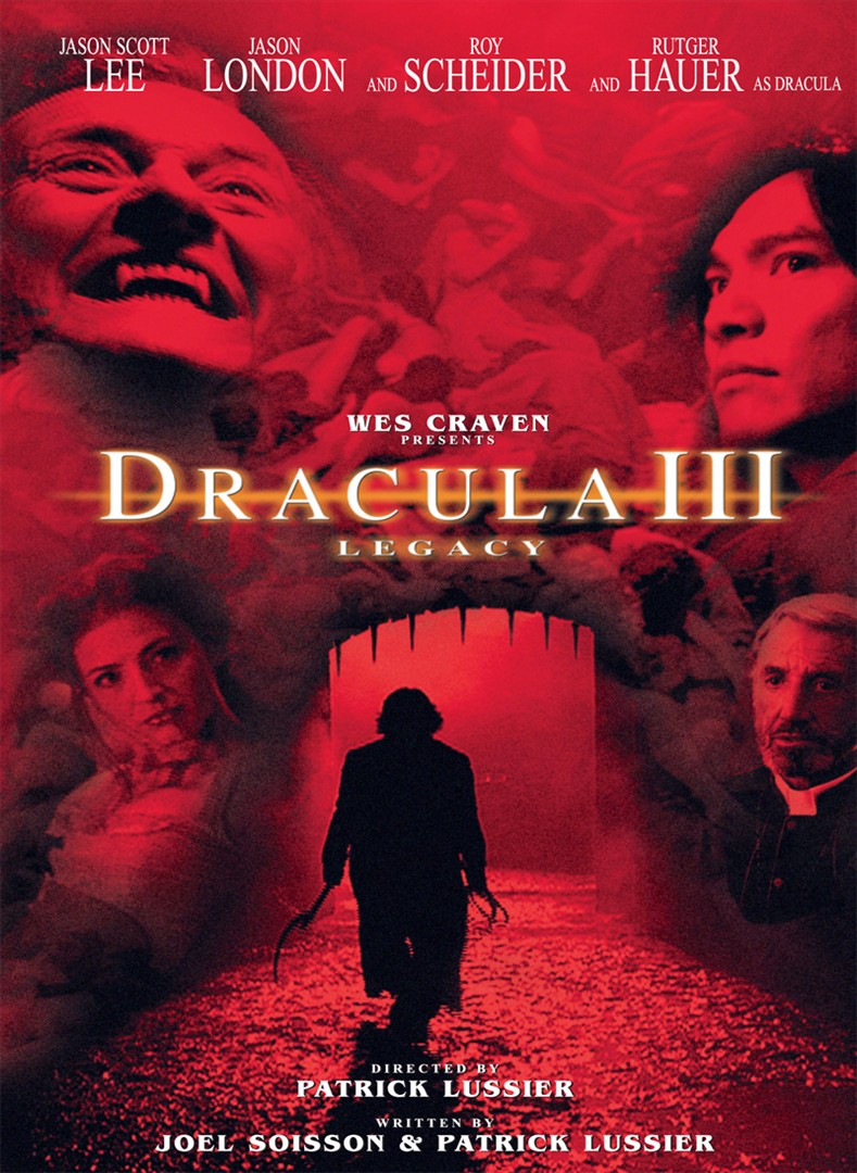 WES CRAVEN PRESENTS: DRACULA III- LEGACY