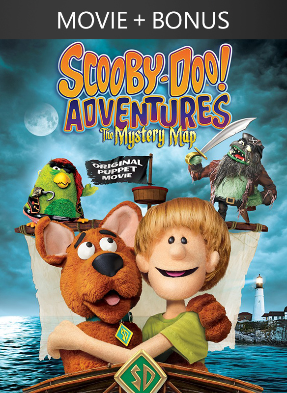 Buy Scooby Doo Adventures The Mystery Map Spooky Games
