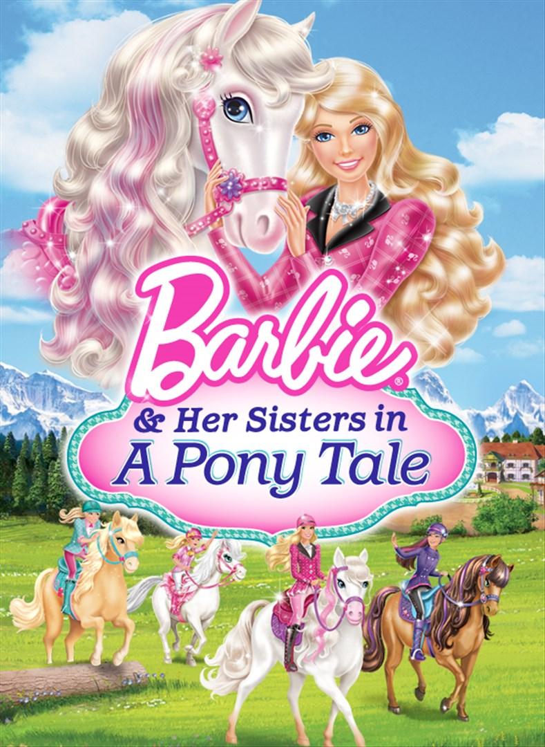 Barbie og hendes søstre i Et hesteeventyr