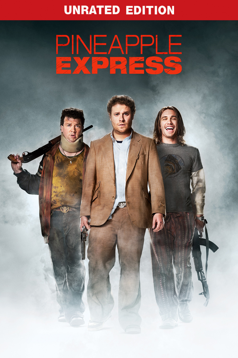 Pineapple Express (Unrated): Xbox SmartGlass
