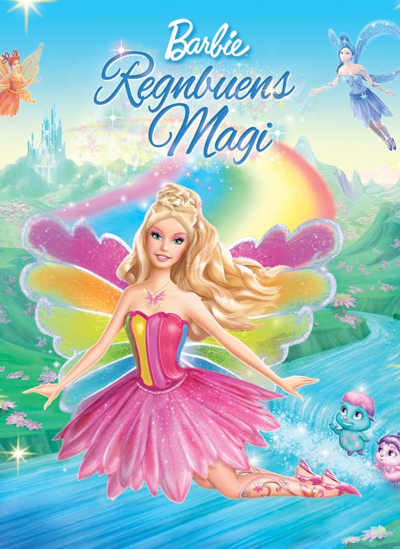 Barbie Regnbuens Magi
