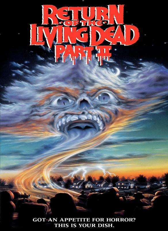 Return of the Living Dead: Part II