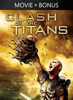 Clash of the Titans (Plus Bonus Features)