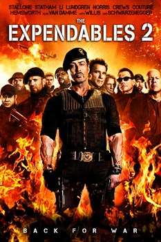 Buy The Expendables 2 from Microsoft.com