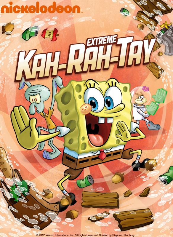 Bob Squarepants: Extreme Kah-Rah-Tay