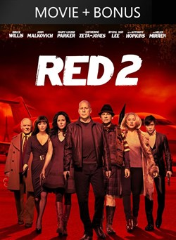 Red 2 (+ 2 Bonus Features)