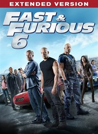 Fast & Furious 6 (Extended Version)