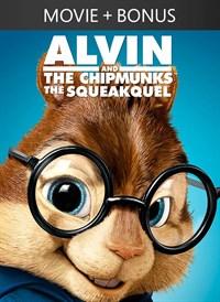 Alvin and the Chipmunks: The Squeakquel + Bonus