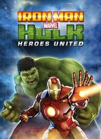 Marvel Iron Man & Hulk: Heroes United