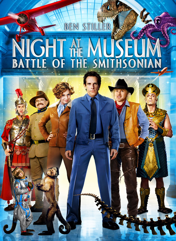 Night At The Museum Battle Of The Smithsonian