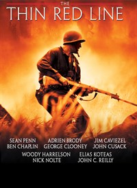 The Thin Red Line is a top military movie