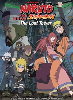 Buy Naruto Shippuden the Movie: The Lost Tower from Microsoft.com