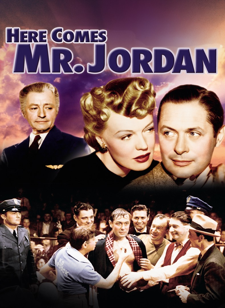 Her Kommer Mr. Jordan