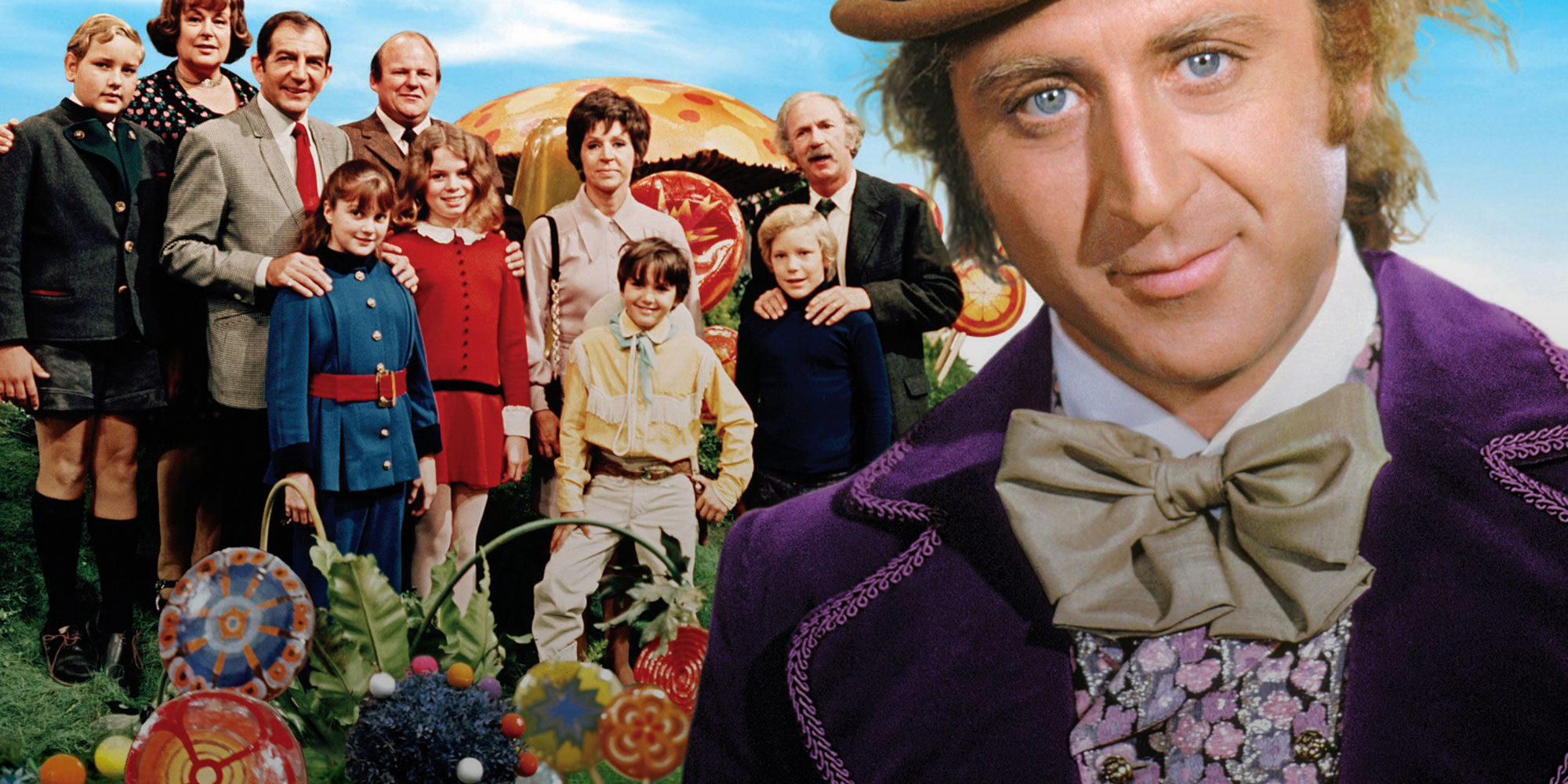 Willy Wonka & The Chocolate Factory (plus Bonus Features!)