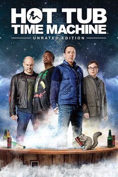 Buy Hot Tub Time Machine (Unrated) from Microsoft.com
