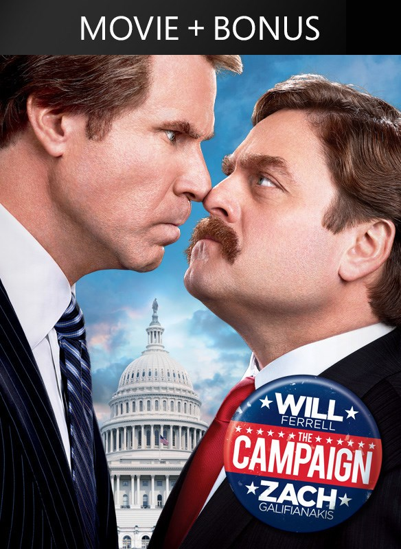 The Campaign: Extended Cut (plus bonus features)