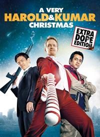 A Very Harold & Kumar Christmas: Extra Dope Edition (Plus Bonus Features!)