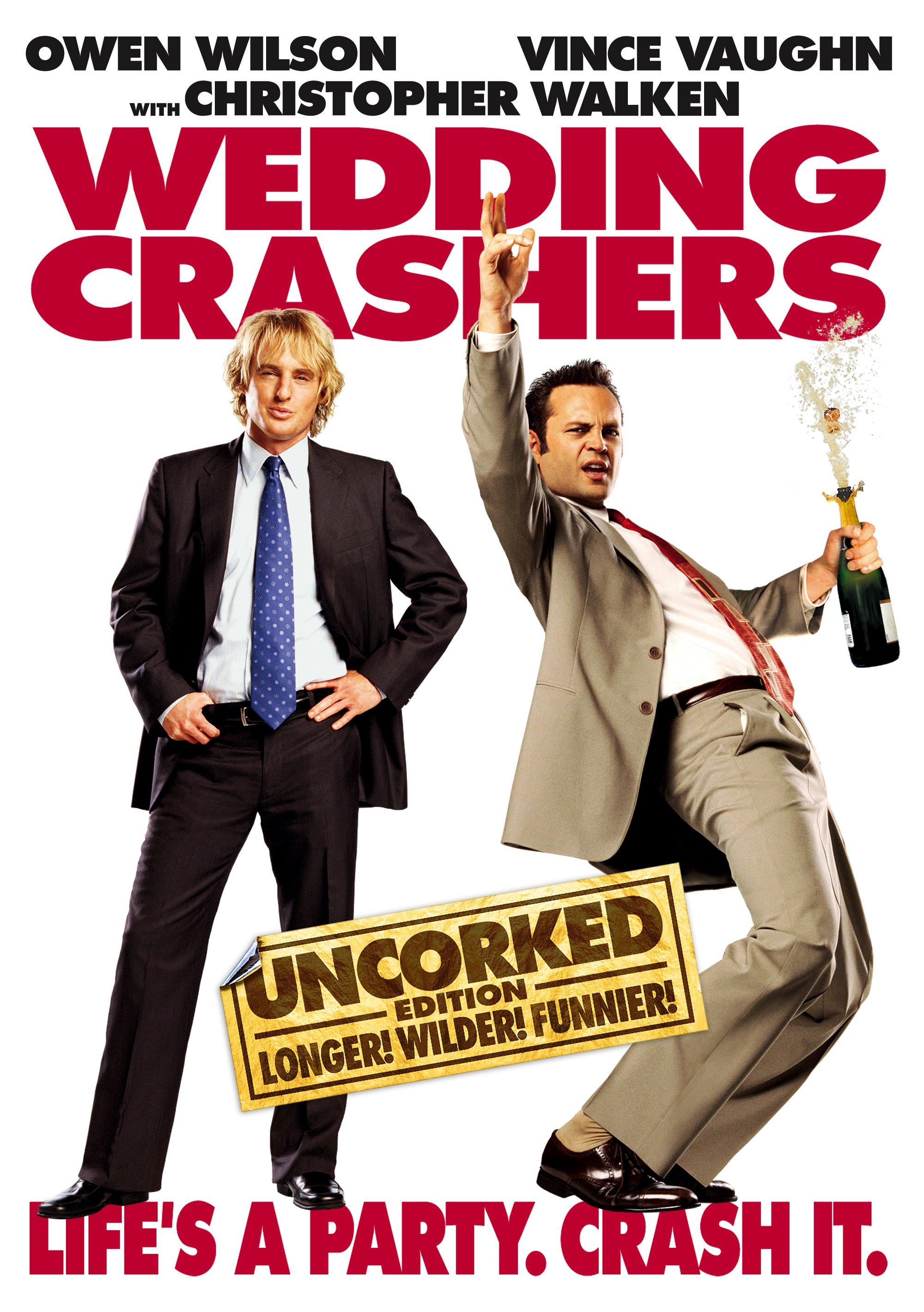 Wedding Crashers (Uncorked)