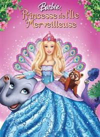 Barbie Princesse del'Ile Merveilleuse