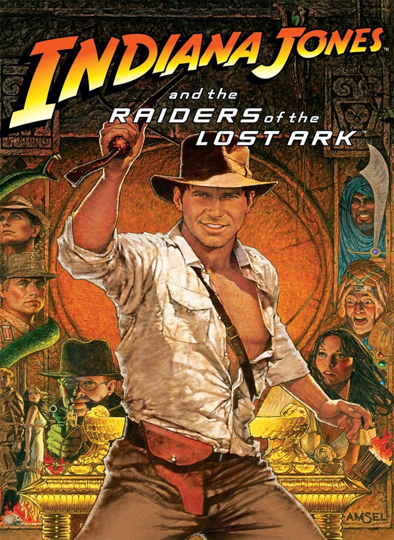 Indiana Jones og jagten på den forsvundne skat