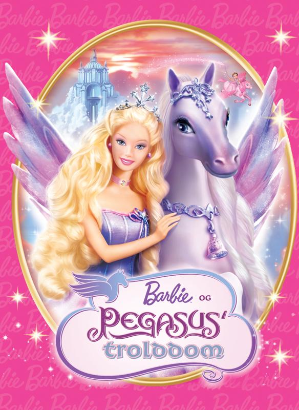 Barbie og Pegasus' trolddom