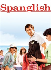 Spanglish; A 2004 movie about immigration to the US.