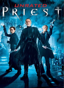 Priest (2011) (Unrated)