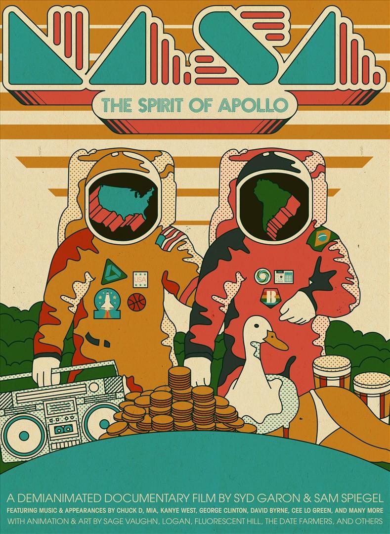 NASA: The Spirit of Apollo