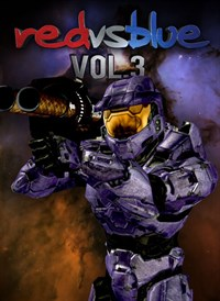 Red vs. Blue: The Blood Gulch Chronicles, Vol. 3