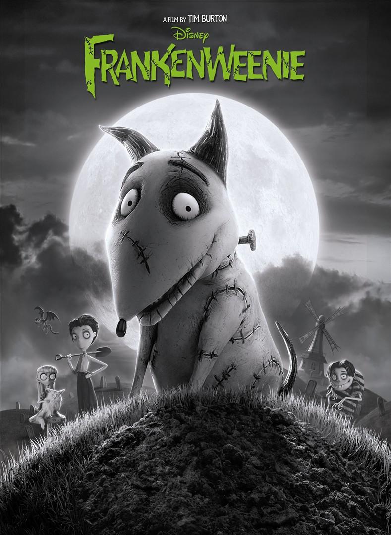 Image result for Frankenweenie (2012)