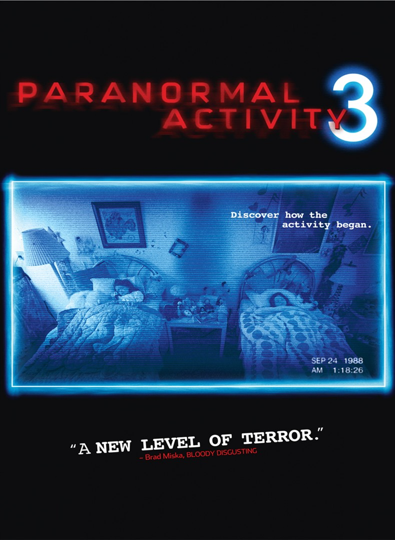 Paranormal Activity 3 (Theatrical Version)