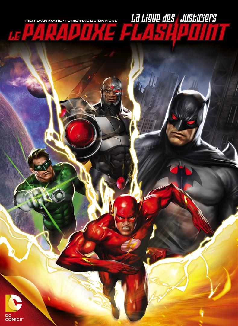 La Ligue des justiciers: Le paradoxe Flashpoint