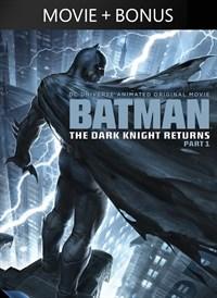DCU: Batman: The Dark Knight Returns - Part 1 (Plus Bonus Features!)
