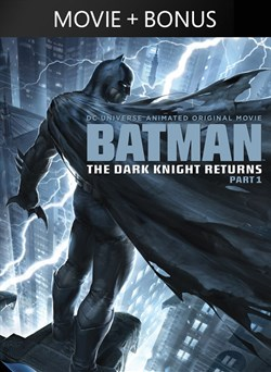DCU: Batman: The Dark Knight Returns - Part 1 (Plus Bonus Features!)