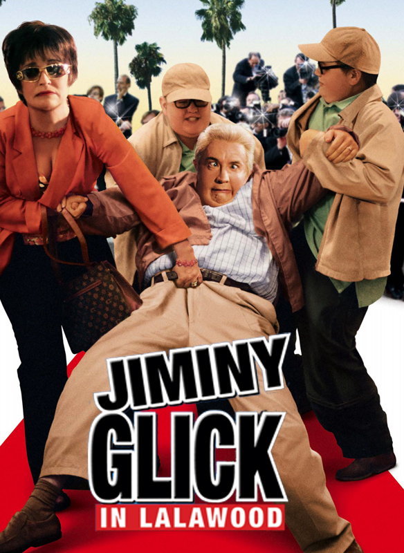 Jiminy Glick in La-La Wood