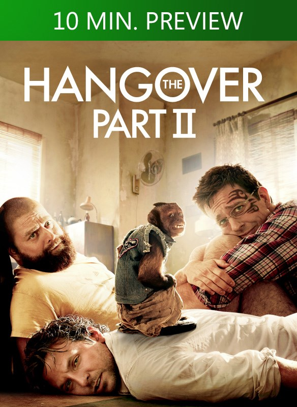 The Hangover Part II (10 Min. Preview)