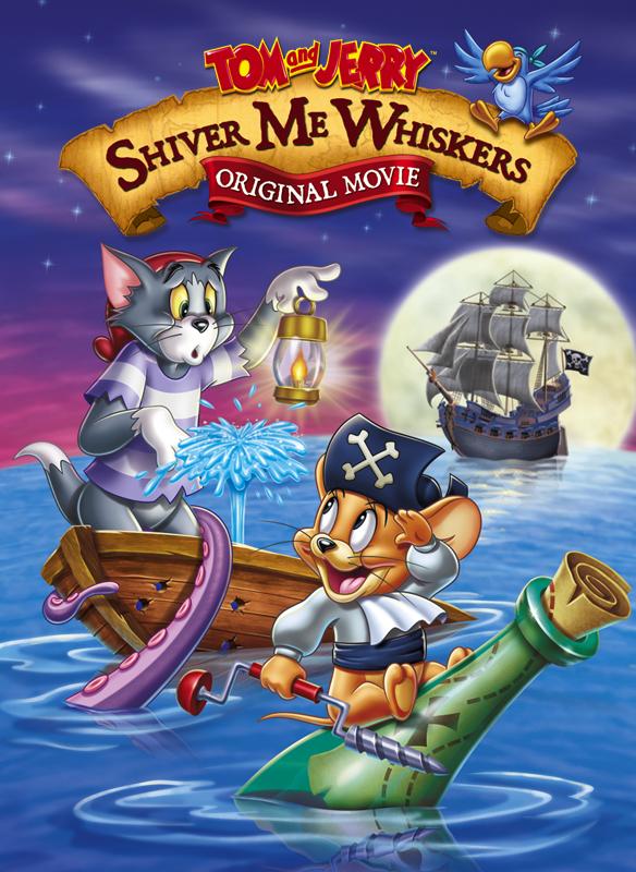 Tom & Jerry : Splitte Mine Knurhår