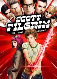 Scott Pilgrim Vs The world is a great Canadian movie