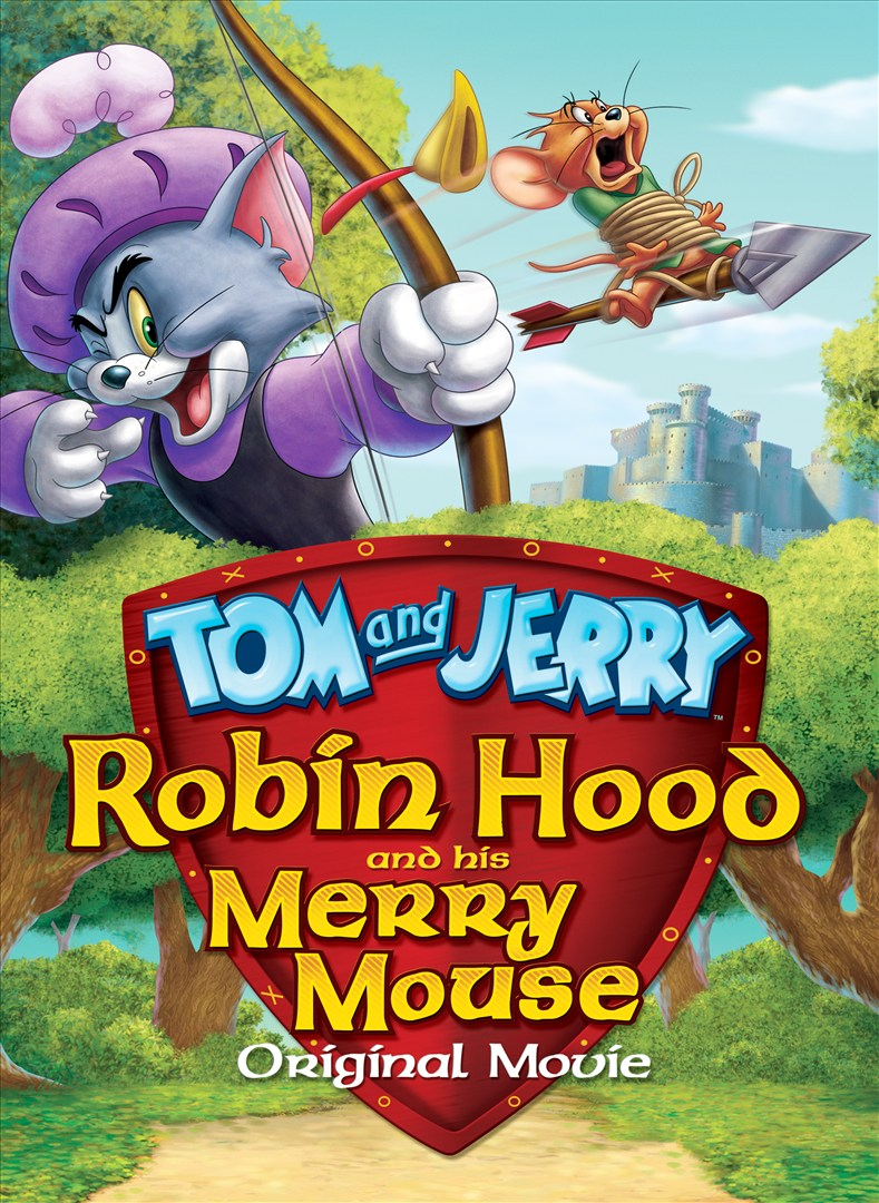 Tom and Jerry: Robin Hood & Merry Mouse
