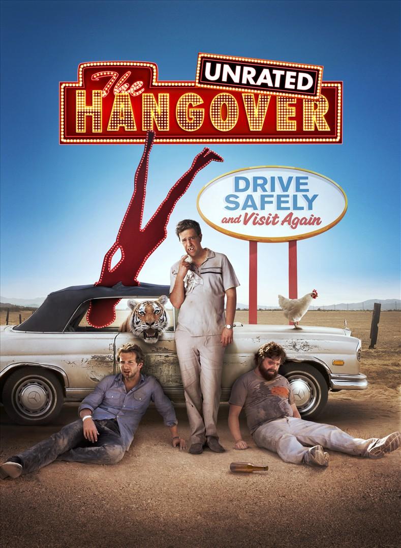 Hangover - Tømmermænd i Vegas