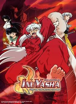 Inuyasha Movie 4 - Fire on the Mystic Island