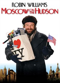 Moscow on the Hudson; 1984 immigration movie.