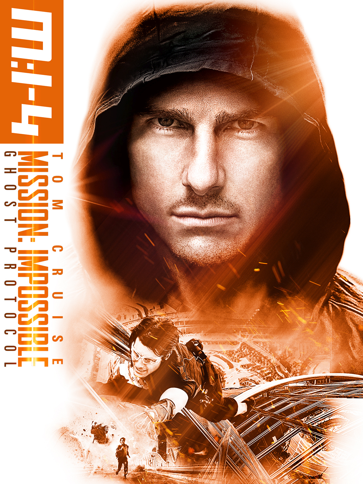 Mission: Impossible Ghost Protocol + Bonus Content