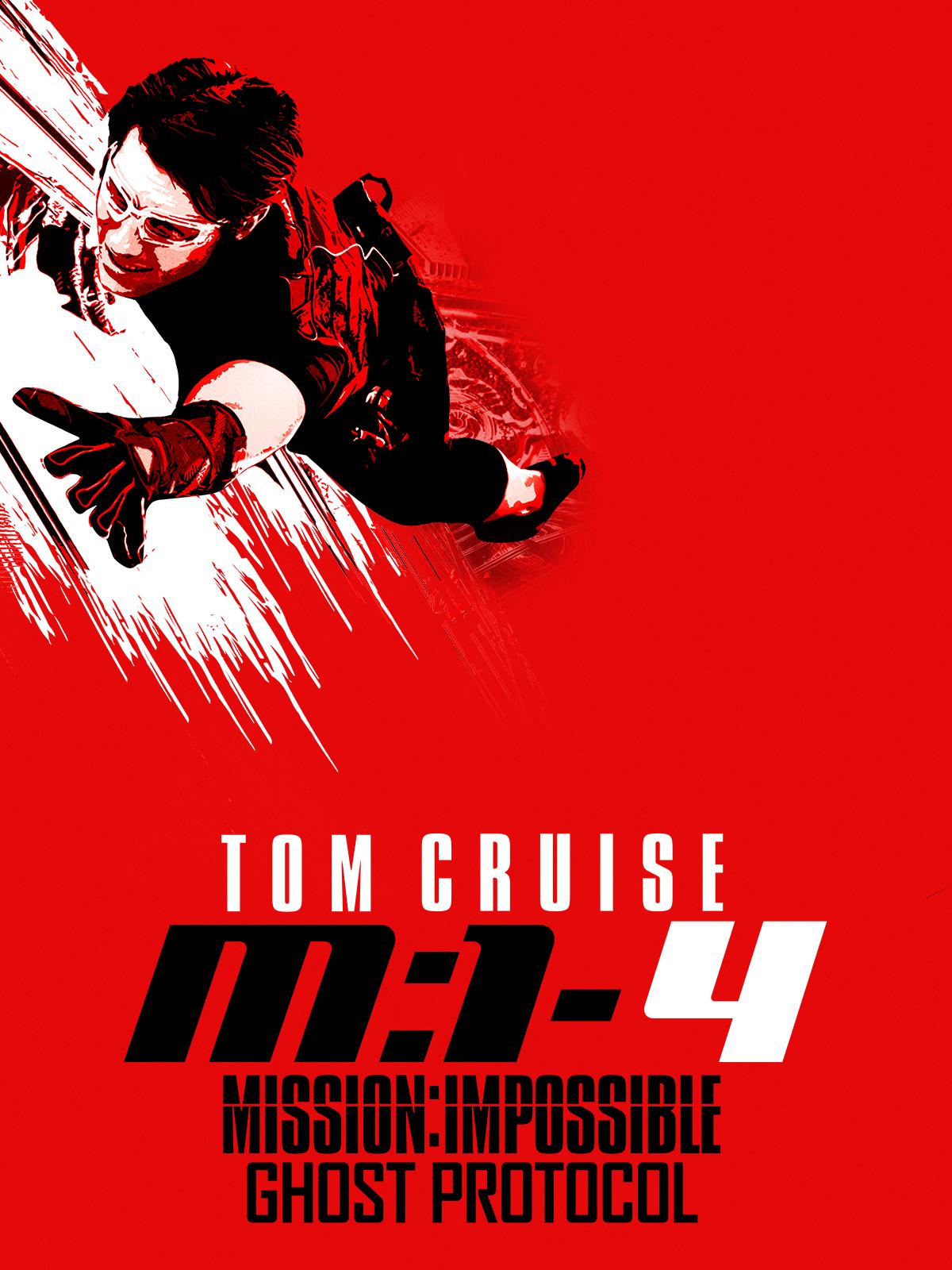 Mission: Impossible Ghost Protocol + Bonus Content