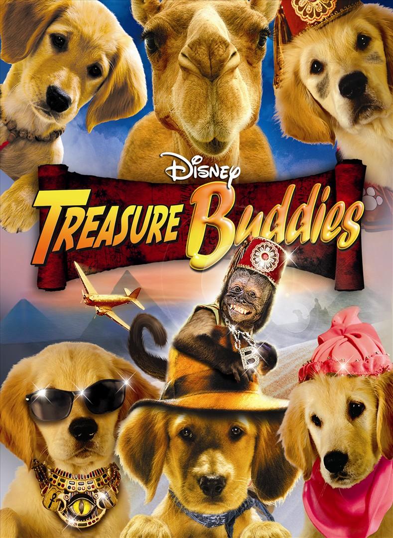 Hvalpene på skattejagt (Treasure Buddies)